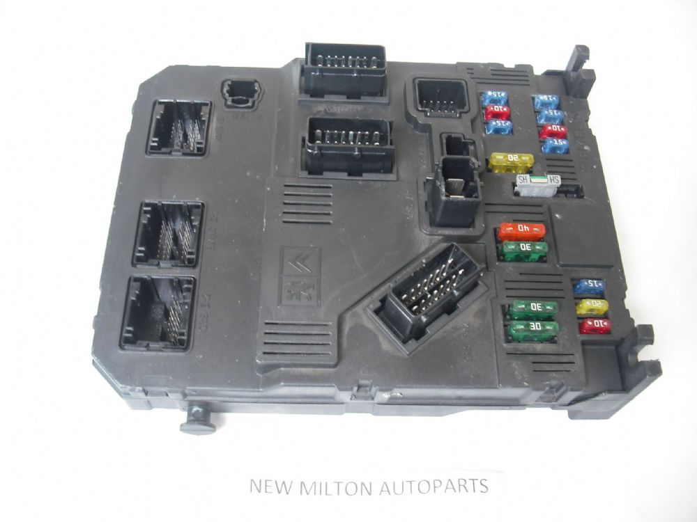 Where Is The Fuse Box On Audi A on